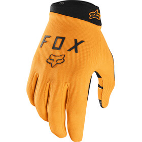 Fox Ranger Gloves Boys atomic orange